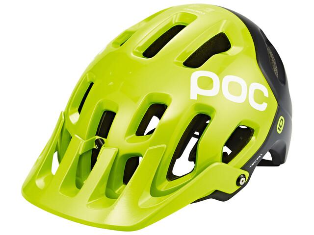 POC Tectal Cykelhjelm gul